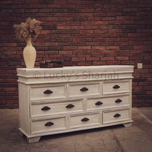Love Collection Classic Victorian Draw chest   lucky-furniture-handicrafts.