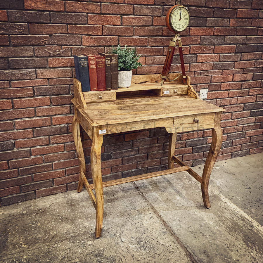 Victorian Desk with balcony