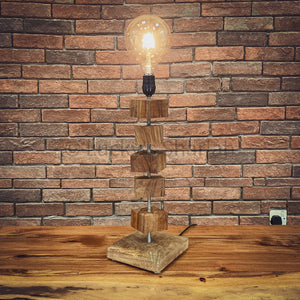 Floating Blocks Lamp   lucky-furniture-handicrafts.