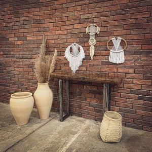 Industrial boho collection   lucky-furniture-handicrafts.