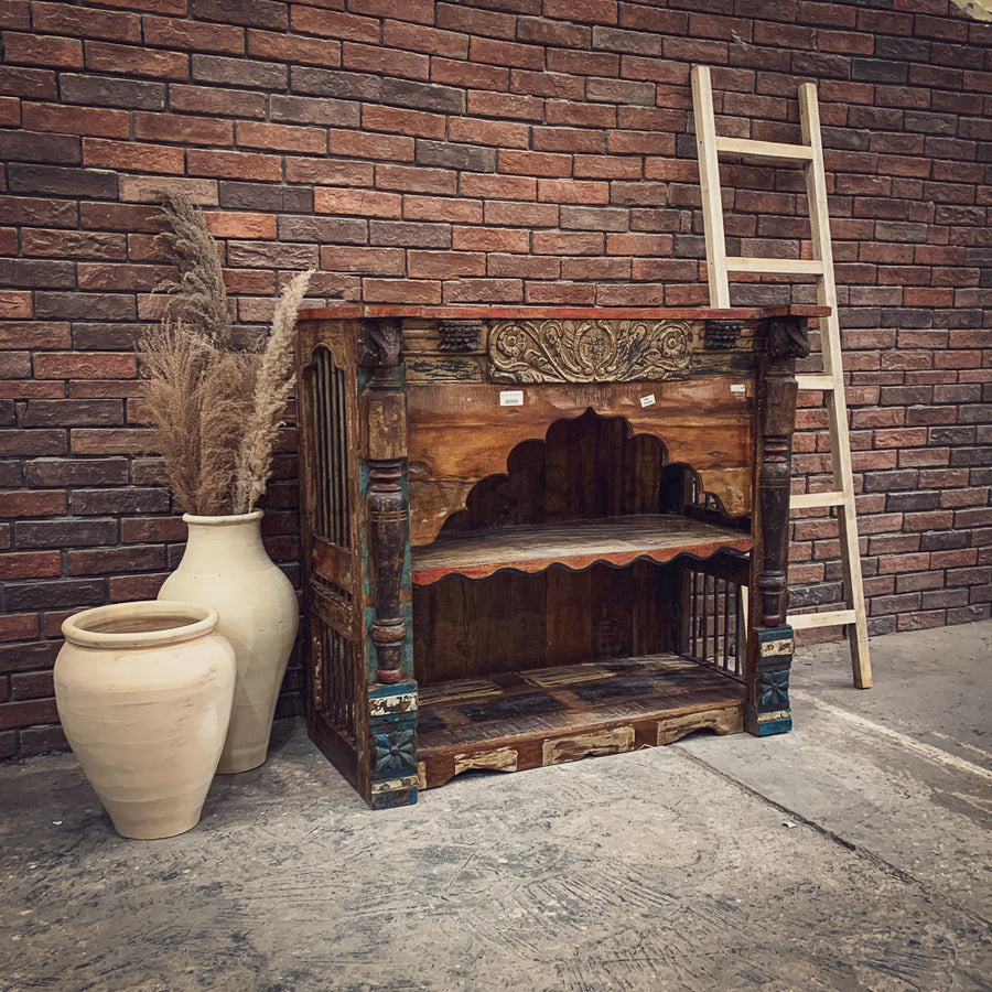 Reclaimed Antique frame console   lucky-furniture-handicrafts.