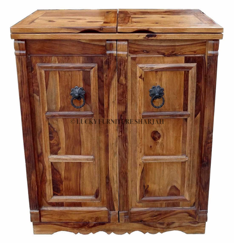 Rosewood Folding Bar  simple lucky-furniture-handicrafts.