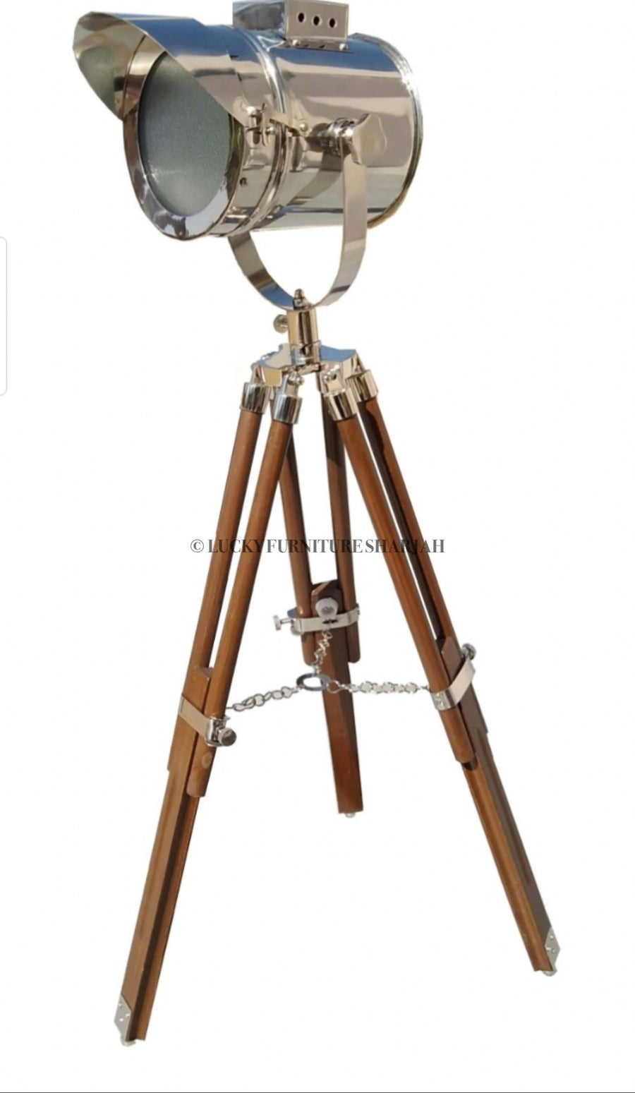 Tripod Lamp TRI3  simple lucky-furniture-handicrafts