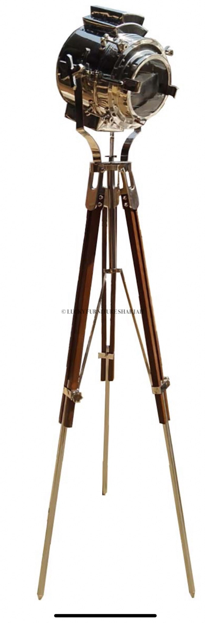 Tripod Lamp TRI1  simple lucky-furniture-handicrafts.