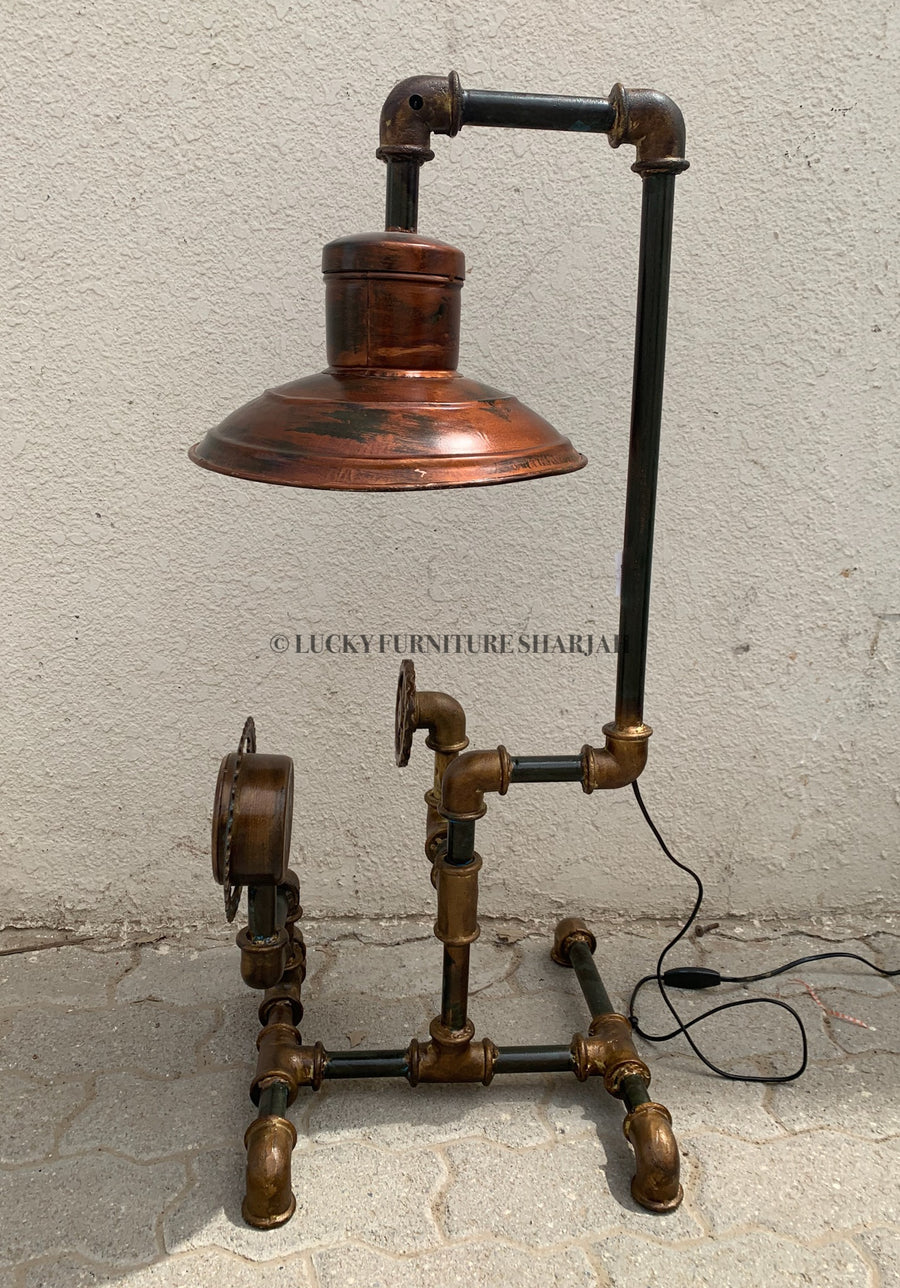Industrial Design Table Lamp  simple lucky-furniture-handicrafts.