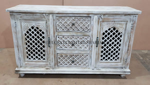 Carved Arch Sideboard  simple lucky-furniture-handicrafts.
