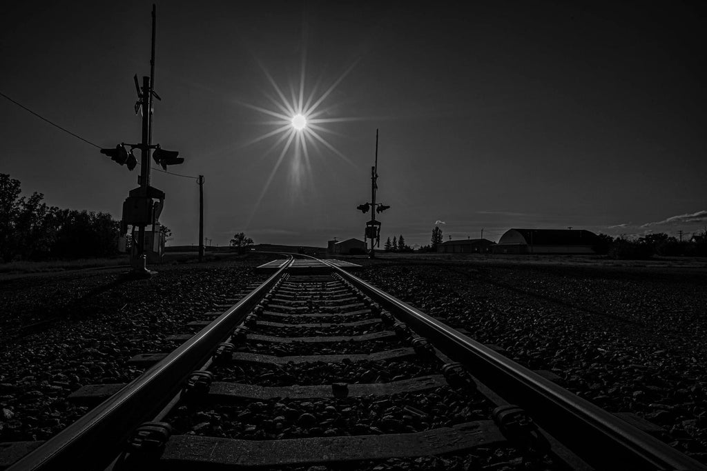 Railroad Eclipse