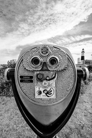 Binoculars, Montauk Point
