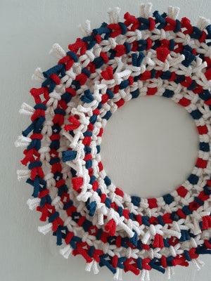 Macrame Wreath Kit