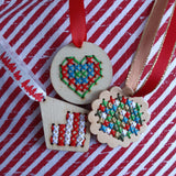 Cross Stitch Decorations Kit