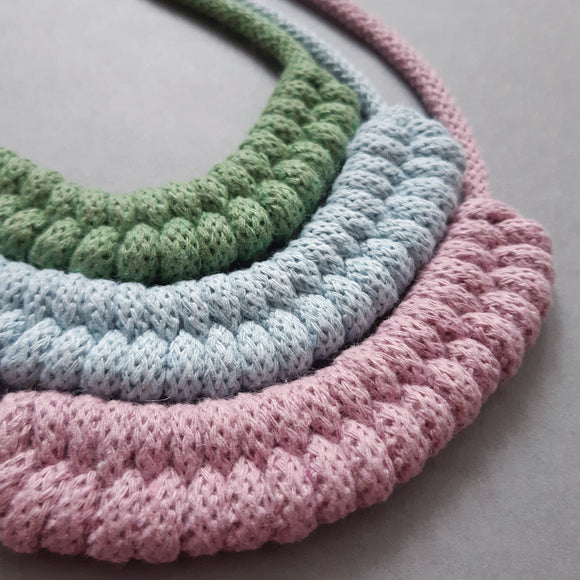 Macrame Weave Necklace Lucky Dip Box