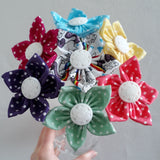 Bunch of Fabric Daisies Kit