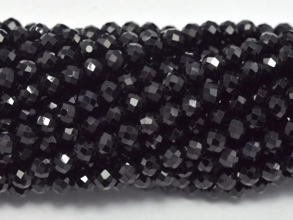 Spinel Beads, 3mm Micro Faceted Round