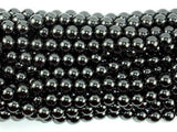 Magnetic Hematite Beads, 10mm Round Beads-Ebeader