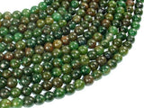Indian Jade, 6mm Round Beads-Ebeader