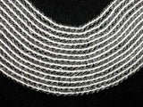 Clear Quartz Beads, 6mm (6.2mm) Round Beads,15.5 Inch, Full strand-Ebeader