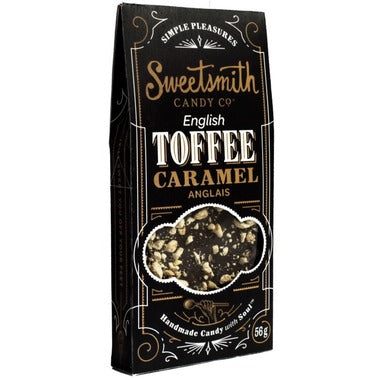 SWEETSMITH CANDY CO - ENGLISH TOFFEE