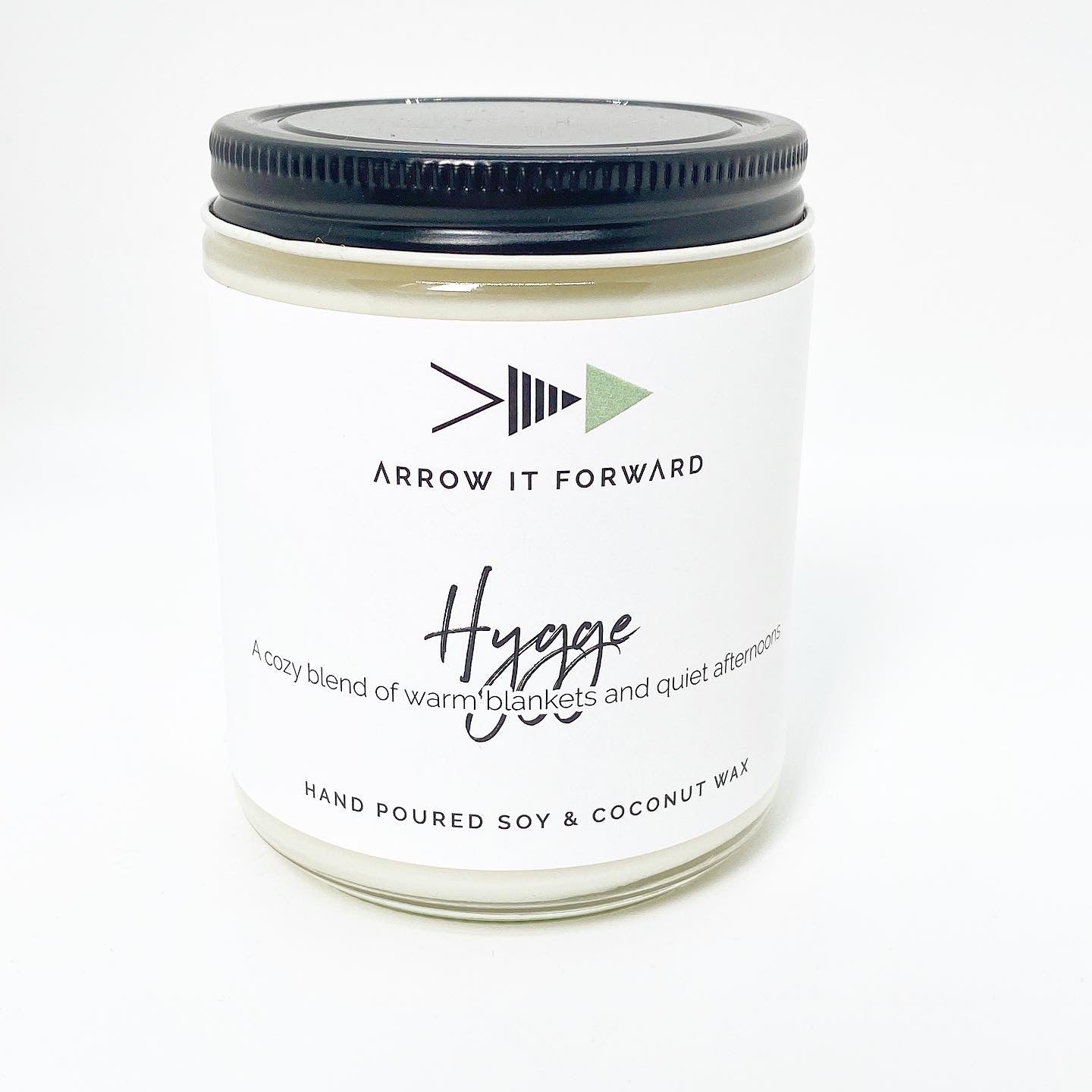 HYGGE SOY CANDLE