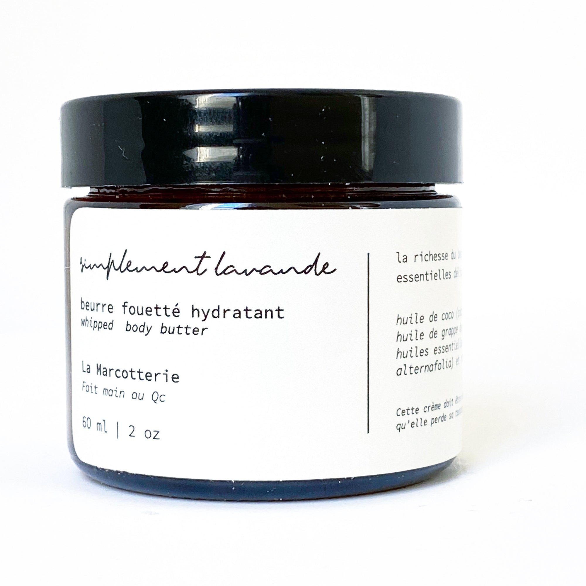 LA MARCOTTERIE SIMPLY LAVENDER BODY BUTTER