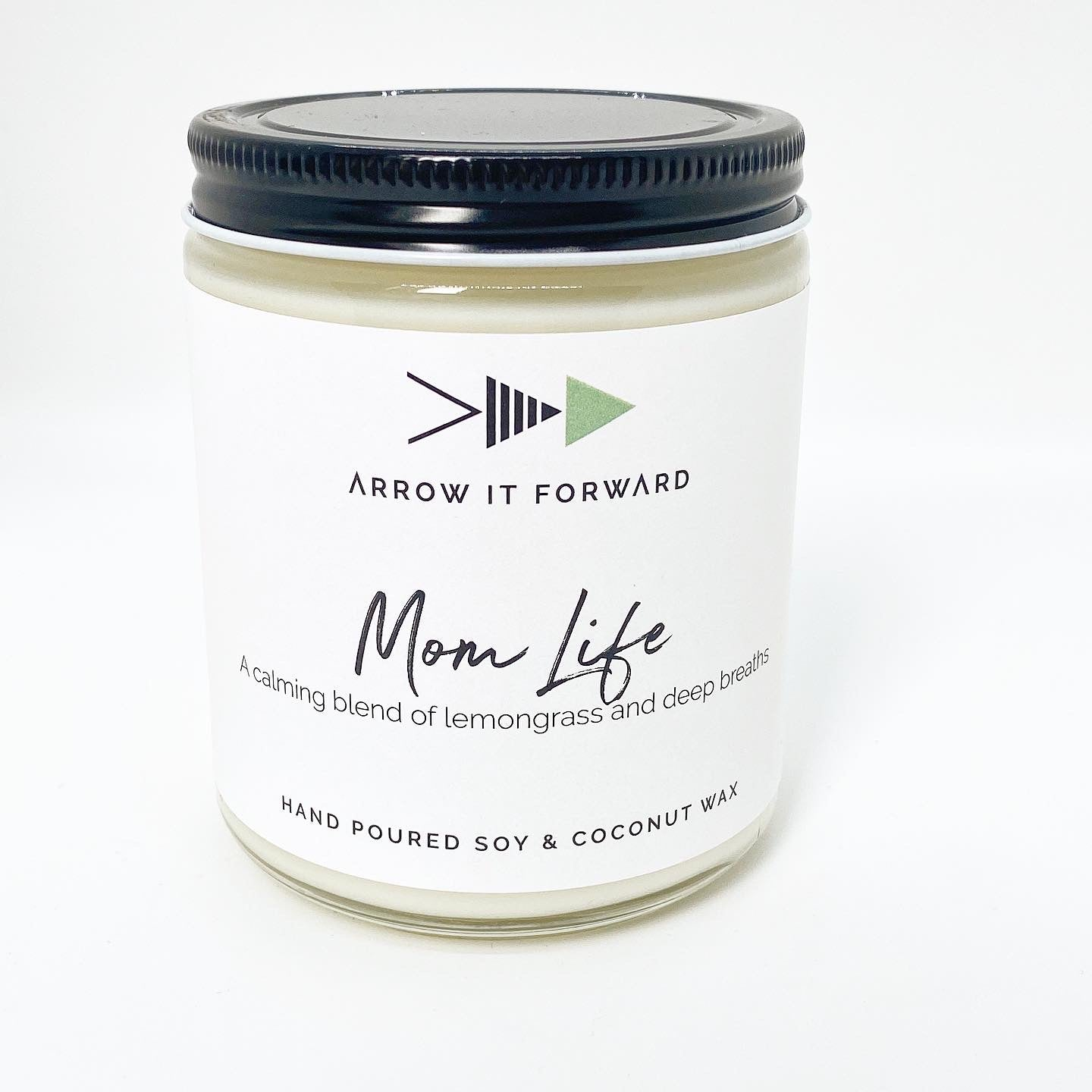 MOM LIFE SOY CANDLE