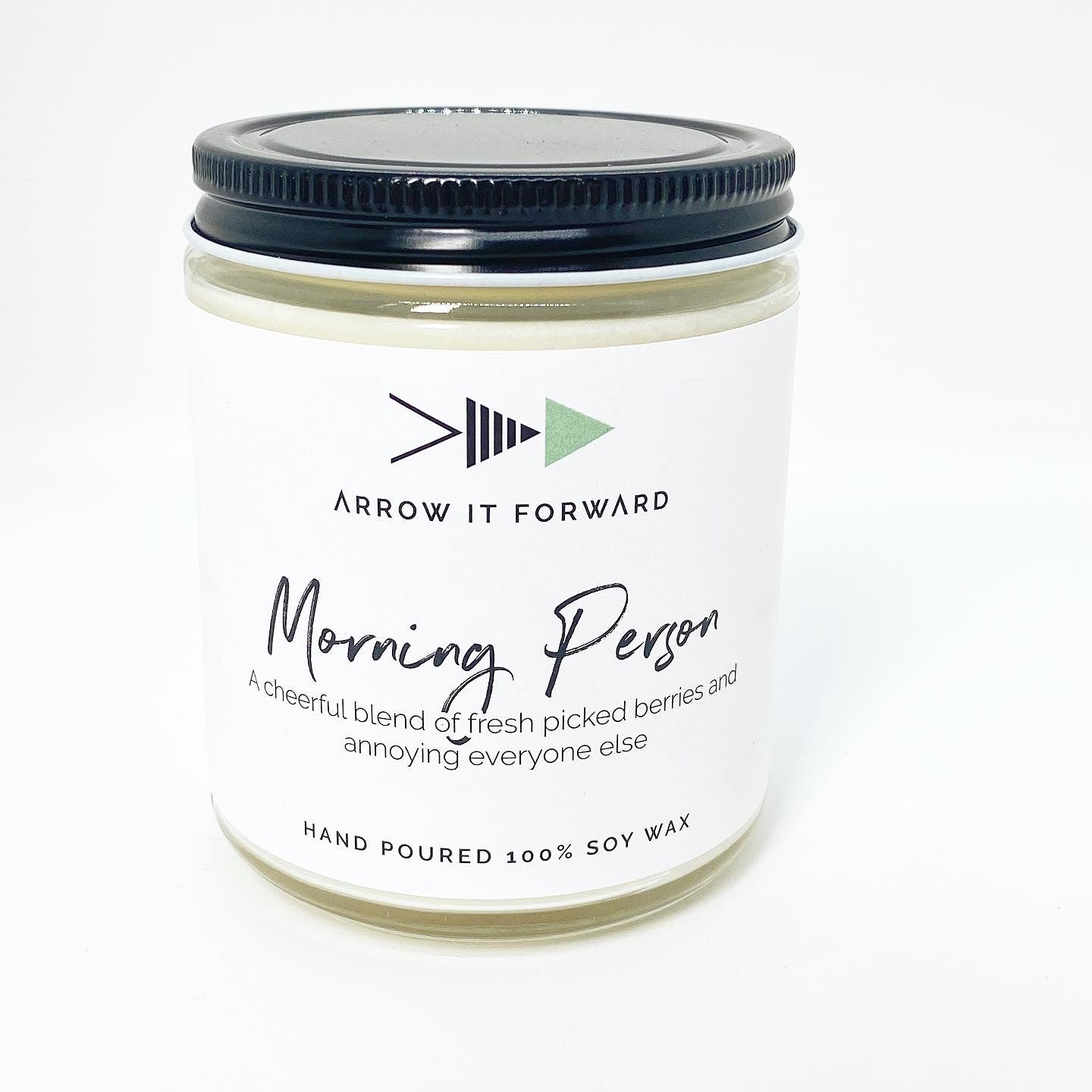 MORNING PERSON SOY CANDLE