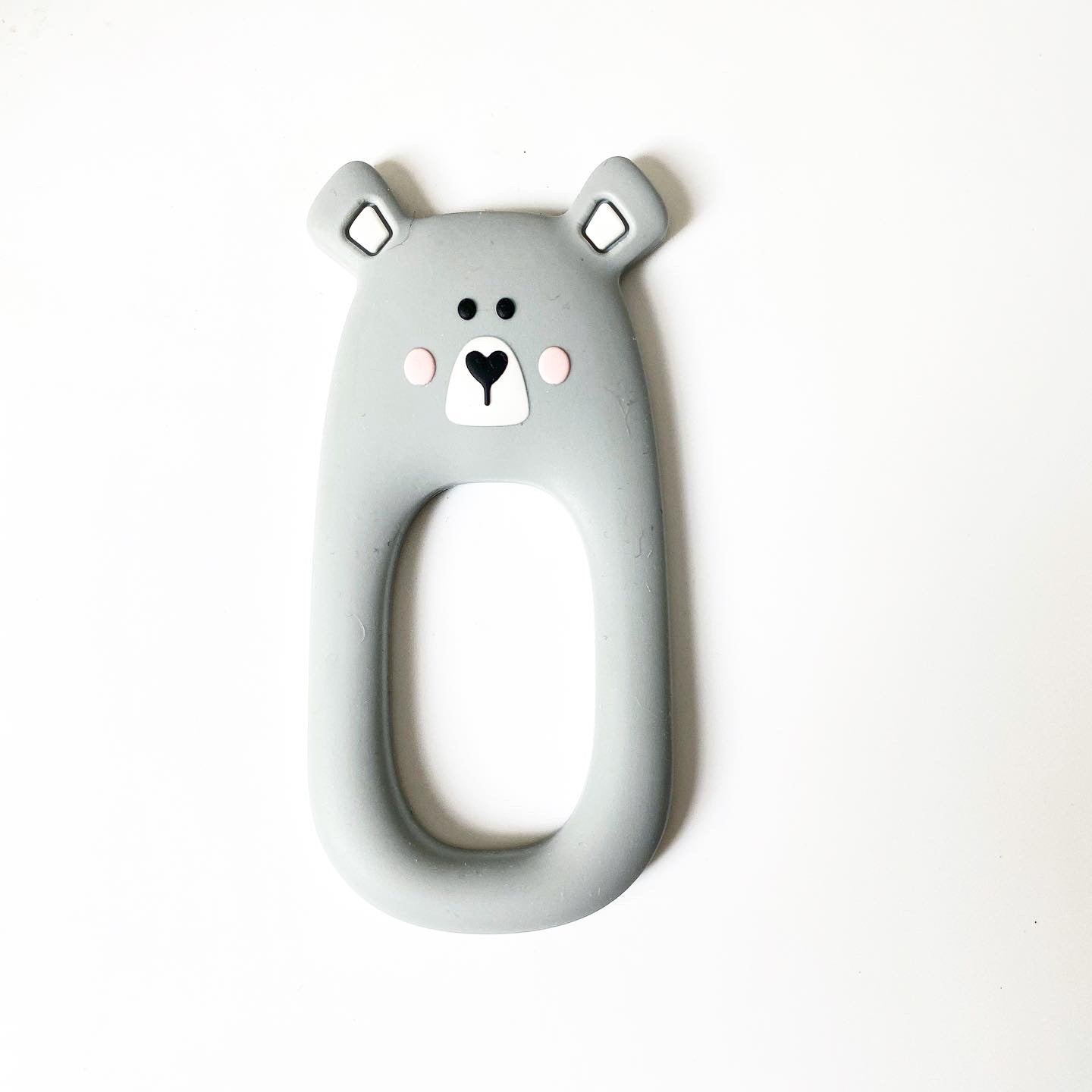 CHEEKY BEAR TEETHER