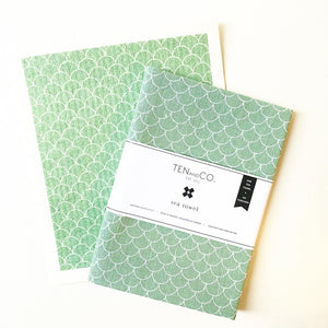 TEN & CO. TEA TOWEL