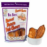 SAM'S YAMS BIG BOYZ VEGGY RAWHIDE CHEW 15OZ