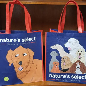 Nature's Select Reusable Shopping Bag