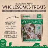 Wholesomes™ Tank's Beef Jerky Sticks grain free 25oz