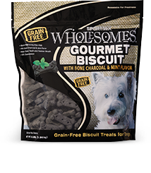 Charcoal Gourmet Biscuit Resealable 3lb bag