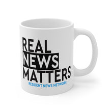Load image into Gallery viewer, Real News Matters Coffee Mug