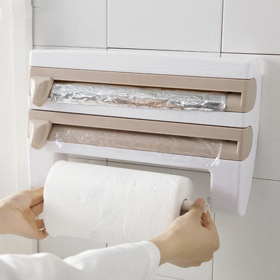 Multifunctional Film Storage Rack (Nail free)