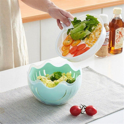 EZ Salad Bowl Maker