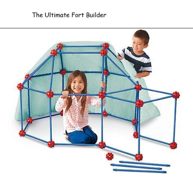 The Ultimate Fort Builder
