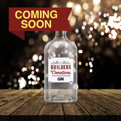 Builders & Creatives Gin