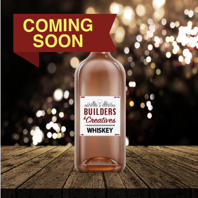 Builders & Creatives Rye Whiskey