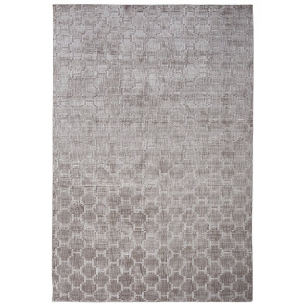 RUG - 100% silk - SANCTUARY
