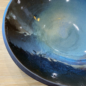 HANDMADE Serving Bowl - SUPERNOVA