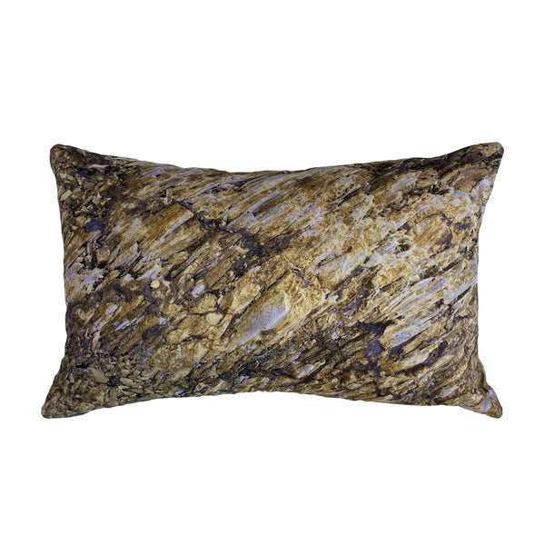CUSHION - 30X45cm - GOLD RUSH