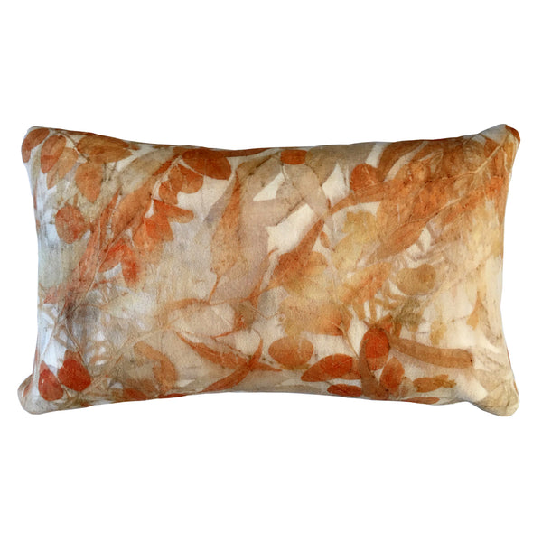 CUSHION - 35X60 - OCHRE