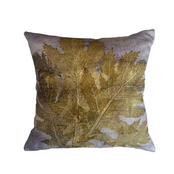 CUSHION - 40X40cm - LEAF of HOPE