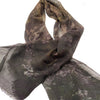 MEN'S SCARF - Luxury Wool & Silk - WINTER