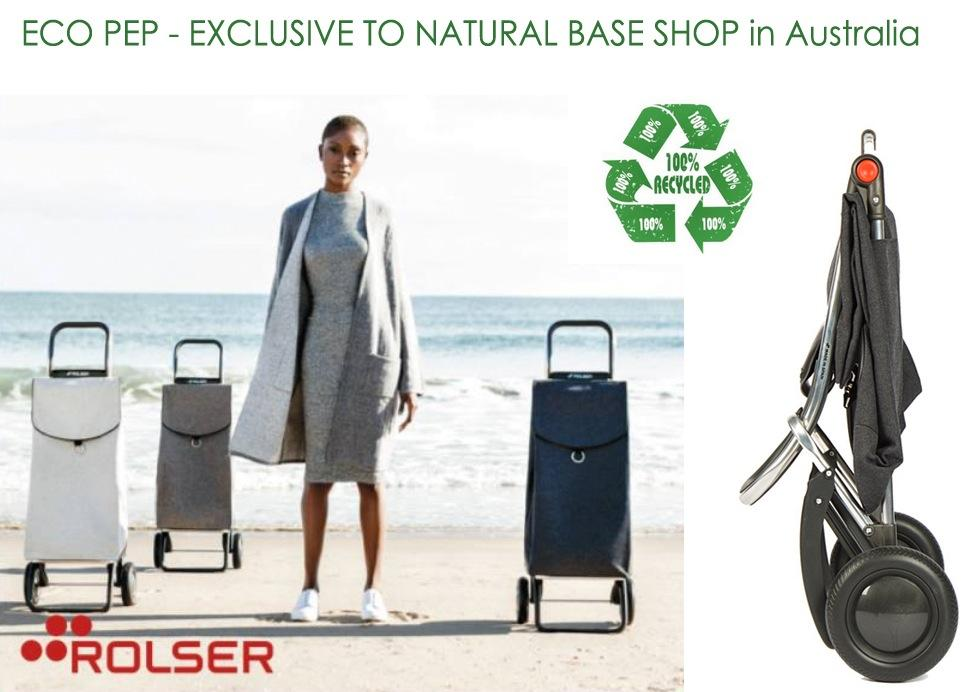 ROLSER SHOPPING TROLLEYS