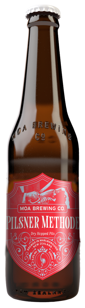 Moa Methode Pilsner 2017 330ml