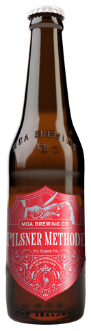 Moa PILSNER METHODE 2017 330ml