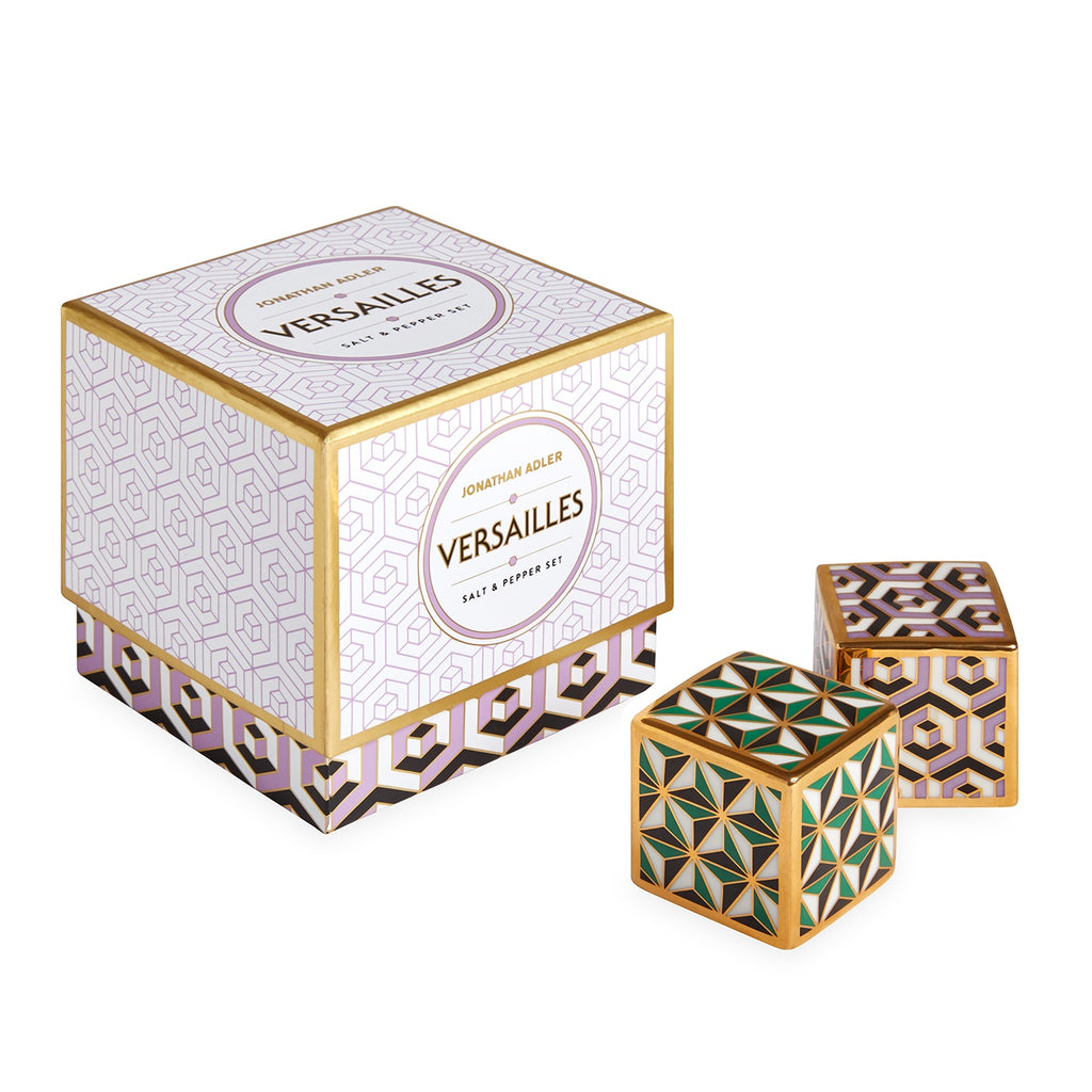 VERSAILLES SALT & PEPPER SET