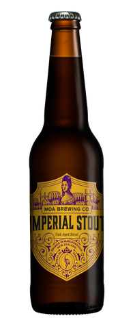 Moa Imperial Stout 500ml Bottle