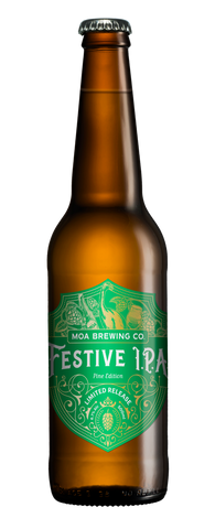 MOA FESTIVE IPA PINE EDITION 2016 500ml