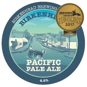 BBC太平洋淡啤酒 Pacific Pale Ale 330ML